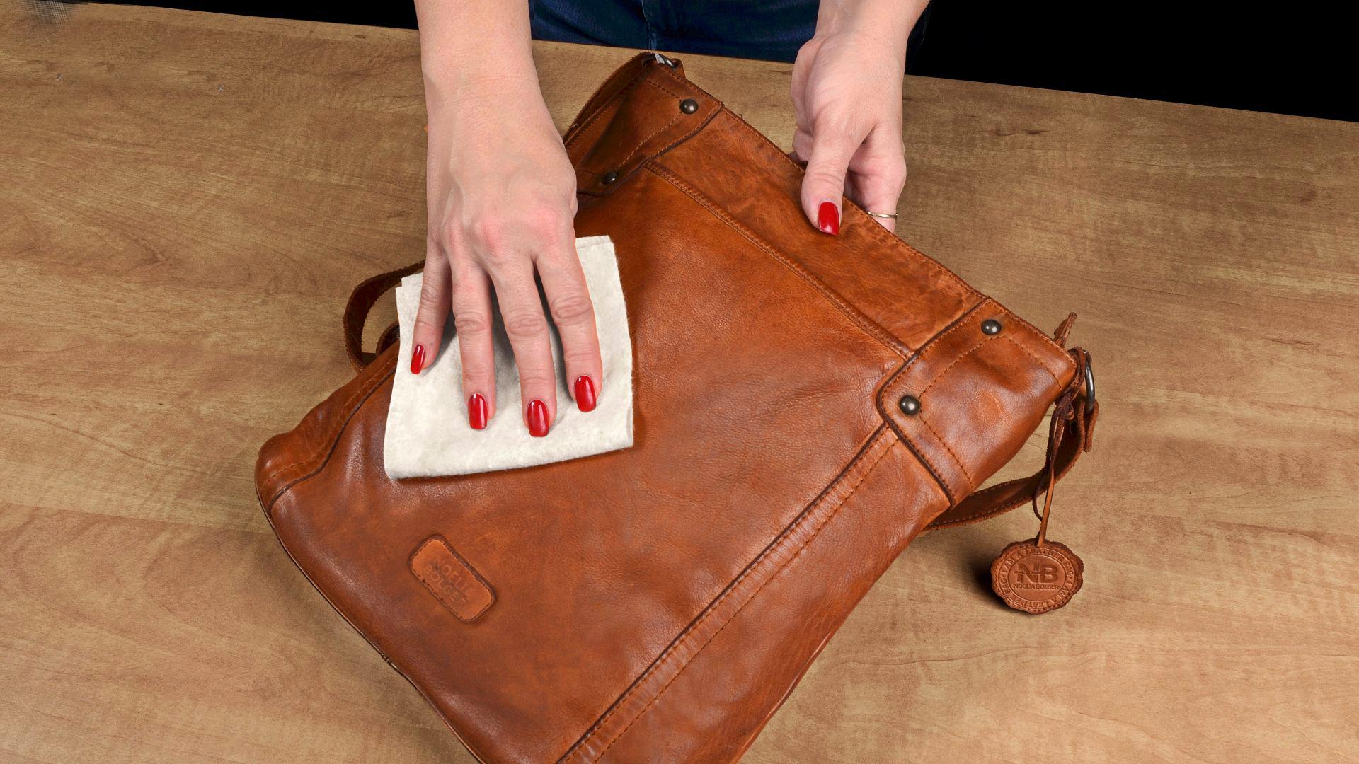 Údržba kabelky
