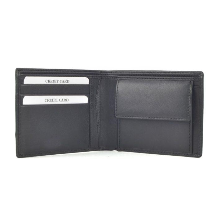 Kožená peněženka – 5205-Saff N-C