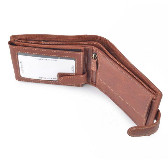 Kožená peněženka – 5209 AND KO
