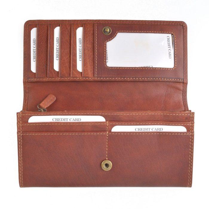 Kožená peněženka – 5214 AND KO