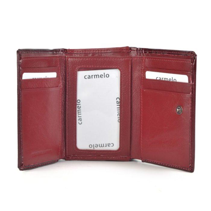 Peněženka bordó – 2106 D BO