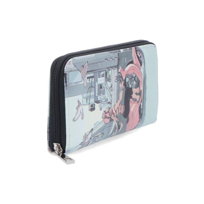 Designová peněženka Indee – 9202 46