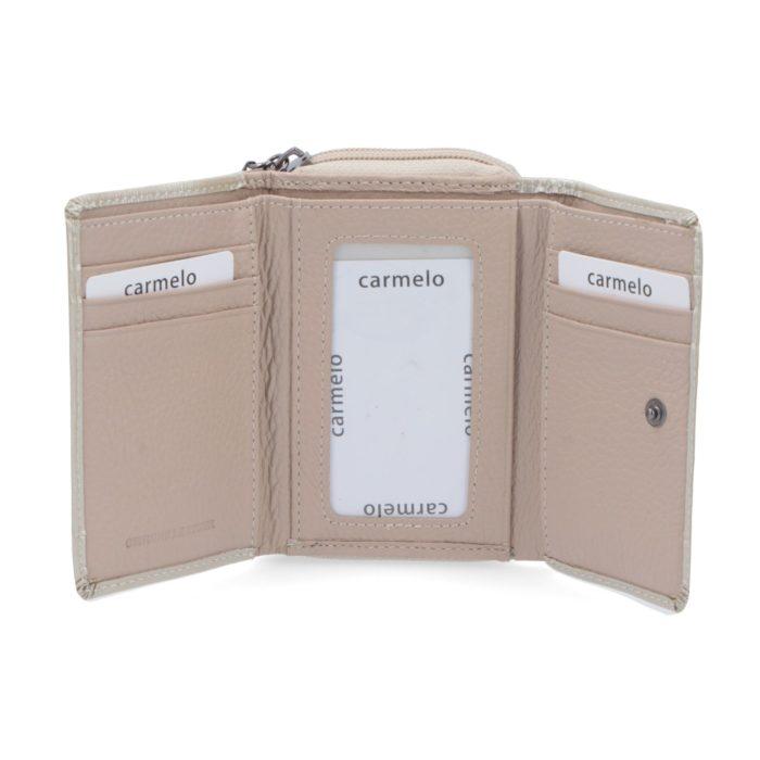 Kožená peněženka Carmelo – 2105 G K