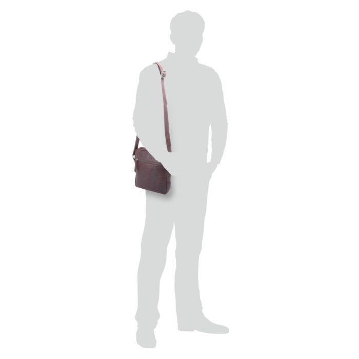 Kožená taška Poyem – 2206 Poyem H