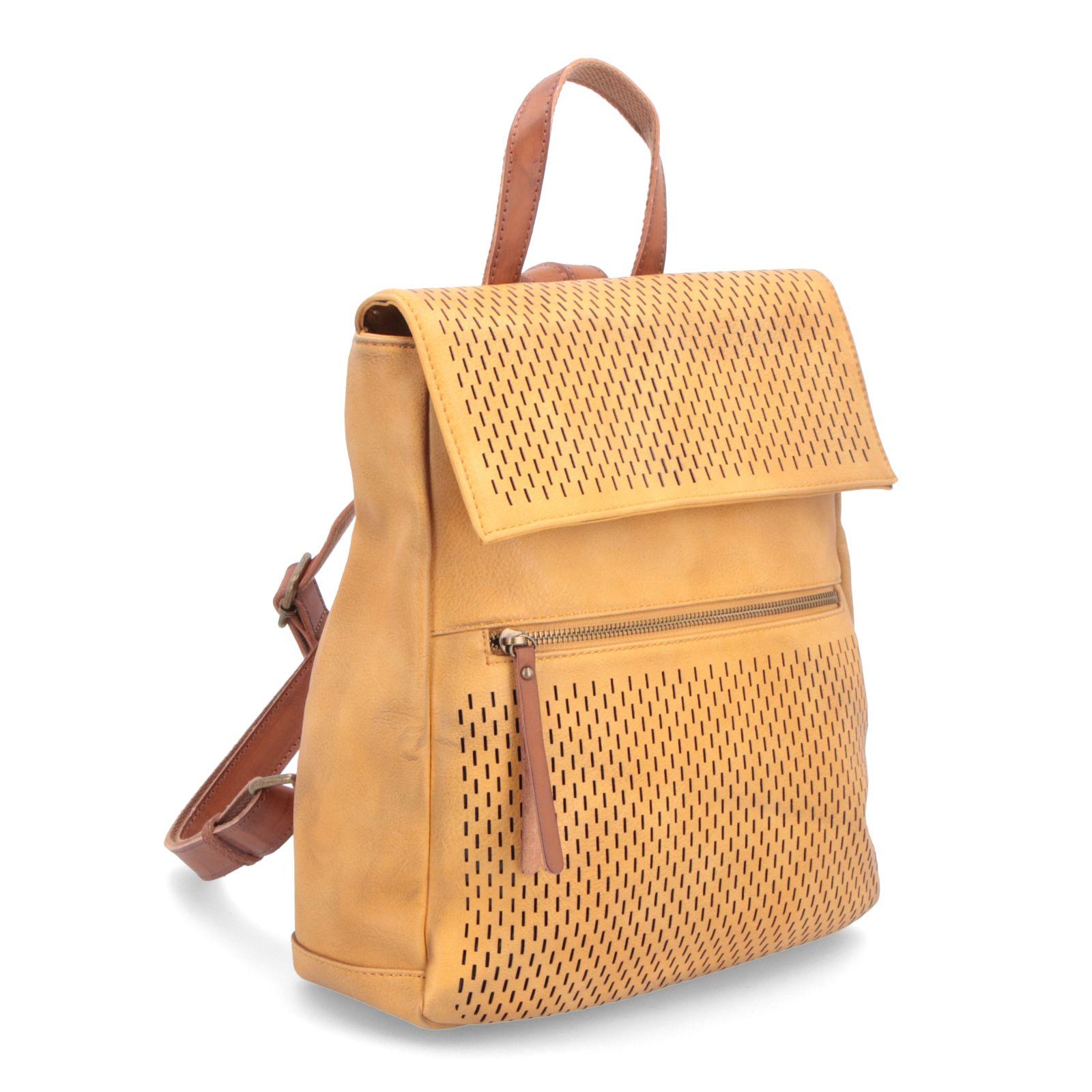 Městský batoh Indee – 6219 ZLU