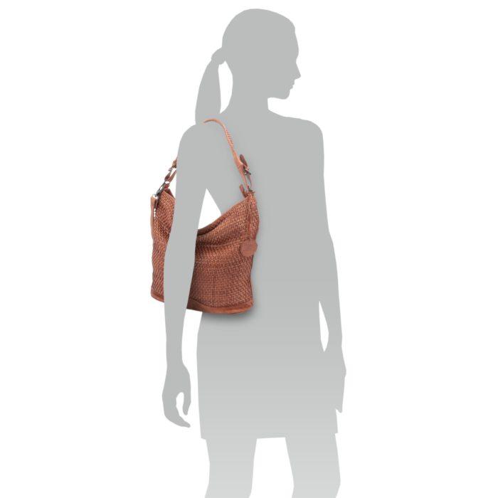 Kožená kabelka Noelia Bolger – NB 2015 KO