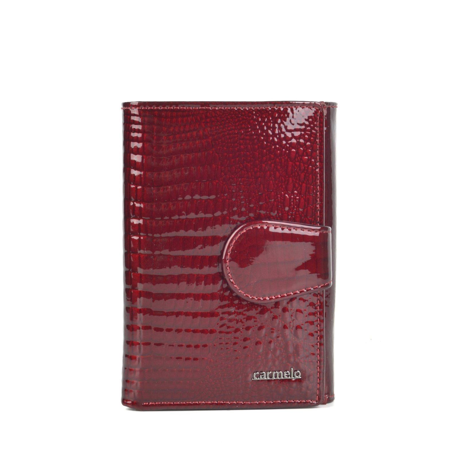 Kožená peněženka Carmelo – 2108 A BO