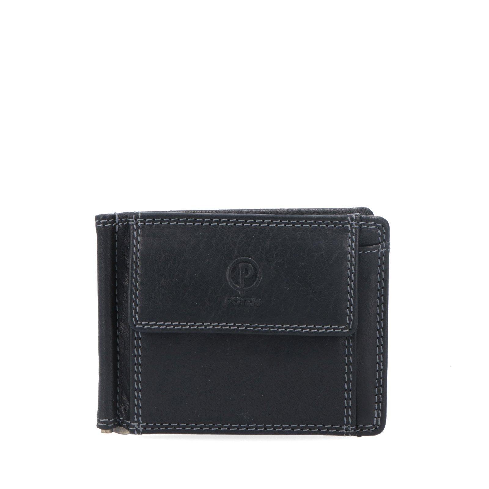 Kožená peněženka Poyem – 5210 AND C