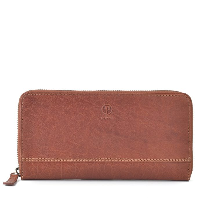 Kožená peněženka Poyem – 5213 AND KO