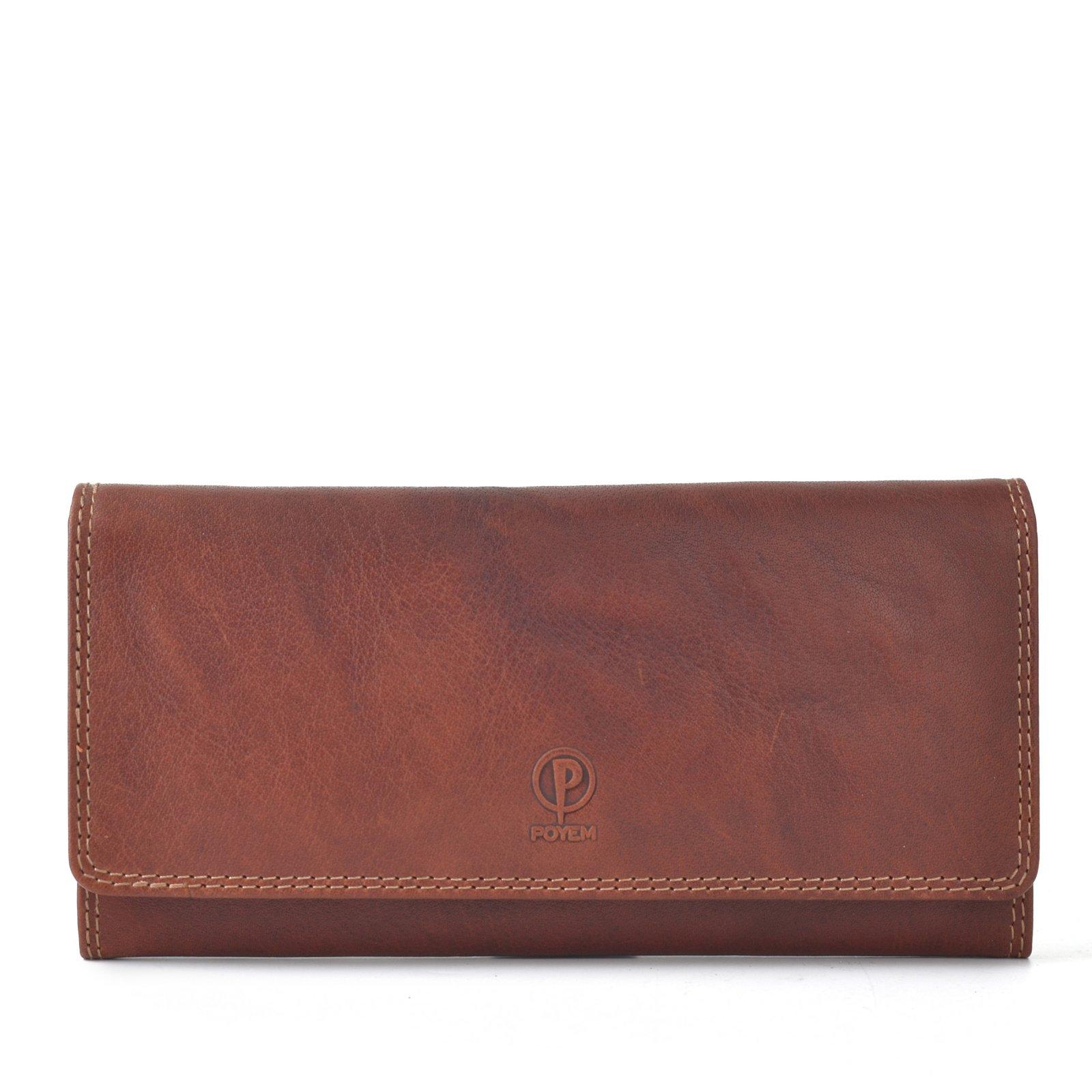 Kožená peněženka Poyem – 5214 AND KO