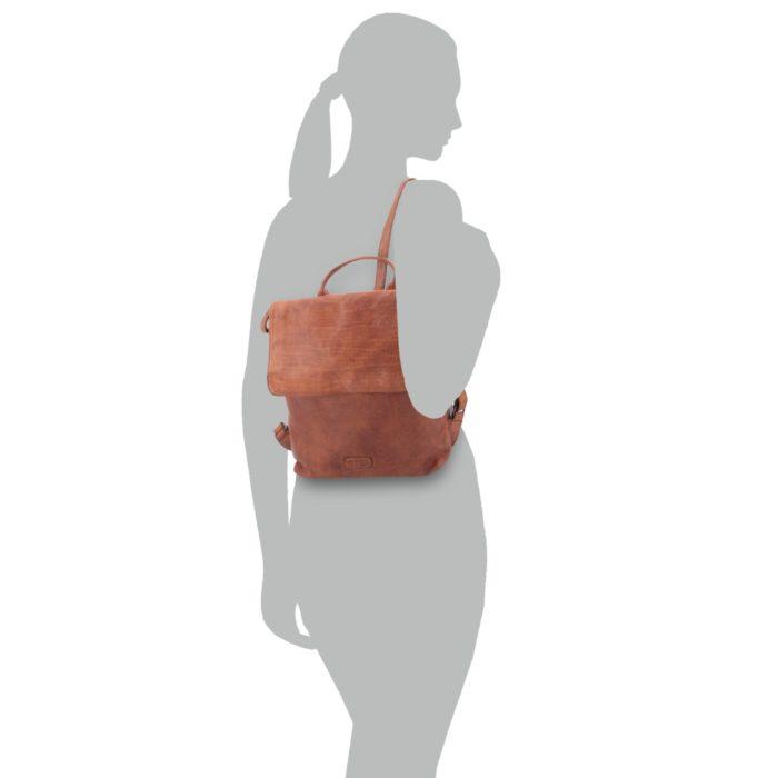 Kožený batoh Noelia Bolger – NB 2014 KO