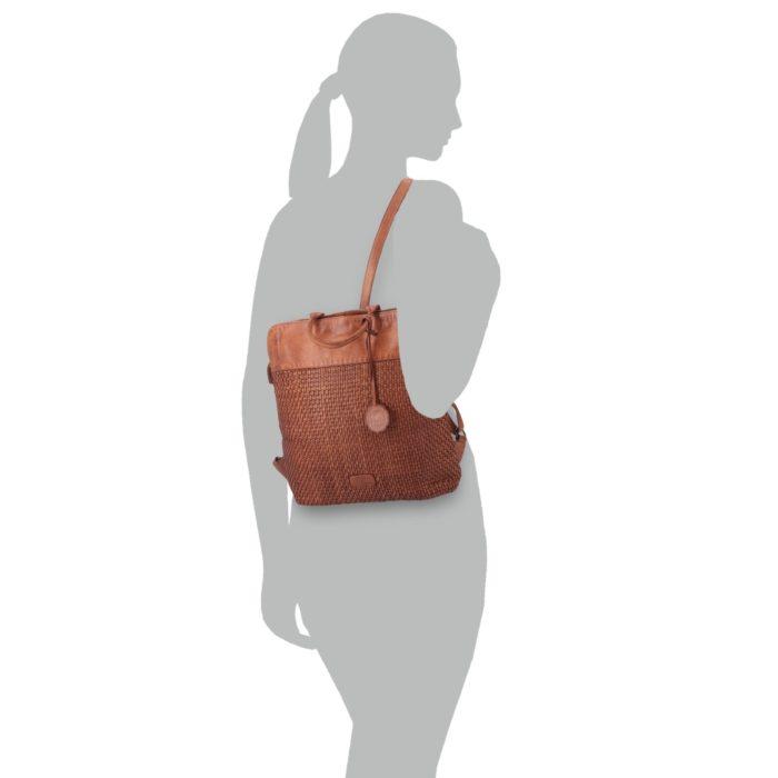 Kožený batoh Noelia Bolger – NB 2019 KO