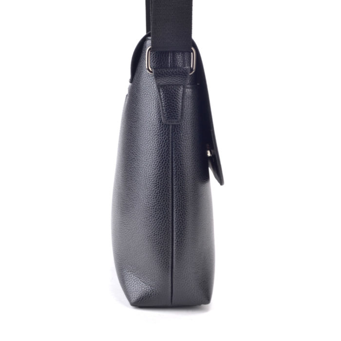 Pánská aktovka černá Tangerin – 2309 C