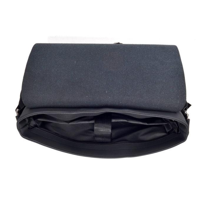 Pánská aktovka černá Tangerin – 2310 C