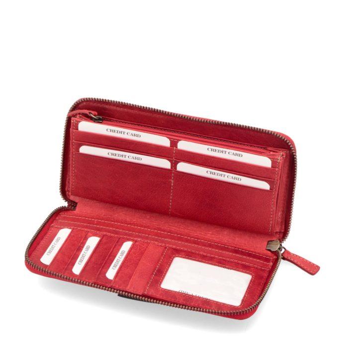 Kožená peněženka Poyem – 5213 AND CV