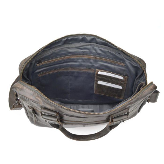Kožená aktovka Poyem – 2219 LAVATO S