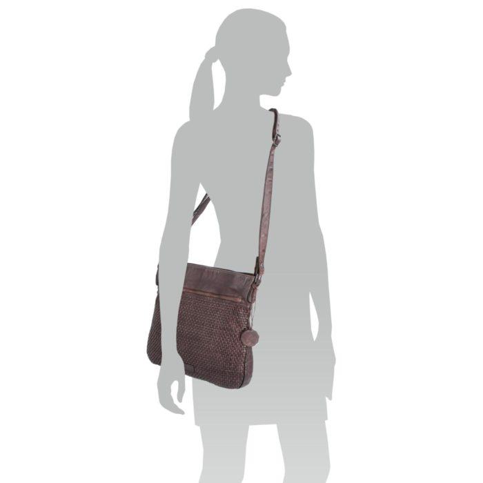 Kožená kabelka Noelia Bolger – NB 2041 H