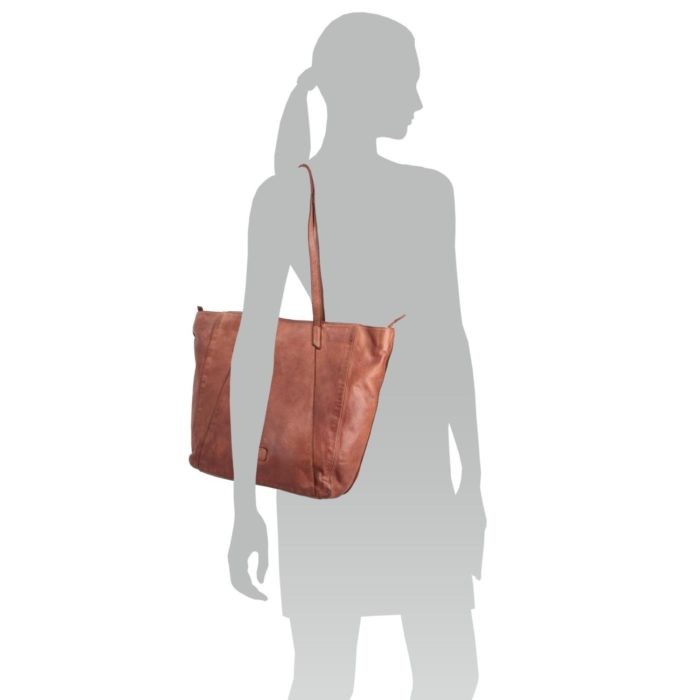 Kožená kabelka Noelia Bolger – NB 2045 KO