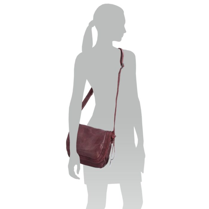Kožené kabelka Noelia Bolger – NB 2027 BO