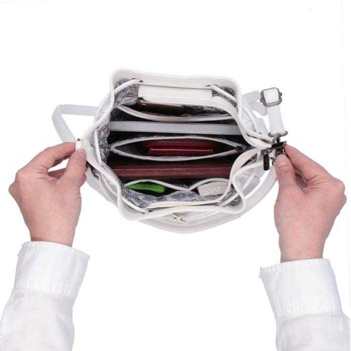 Kabelka přes rameno Carmelo – 3997 TS