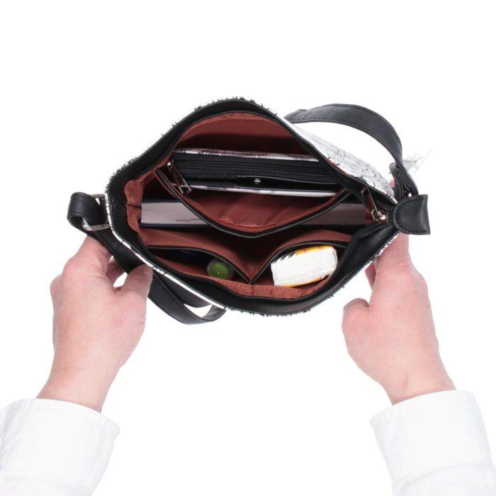 Designová kabelka Indee – 9300 29 C
