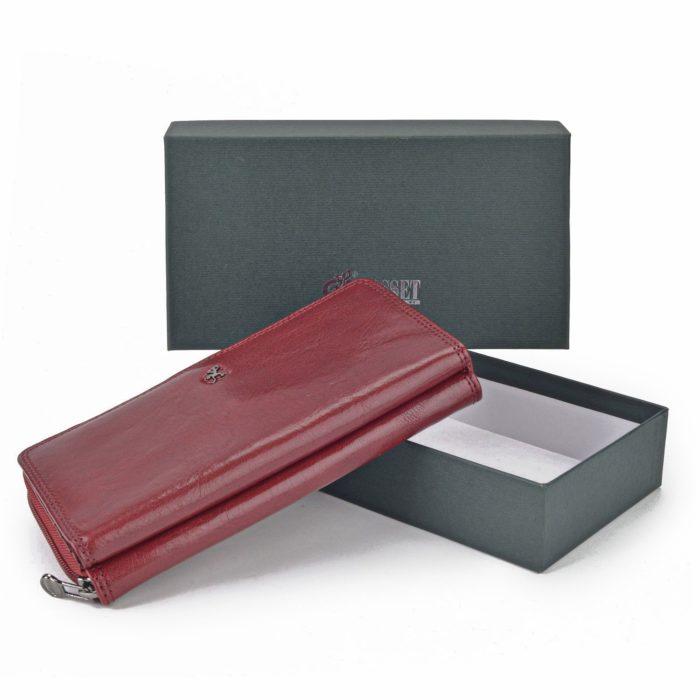 Kožená peněženka Cosset – 4401 Komodo B