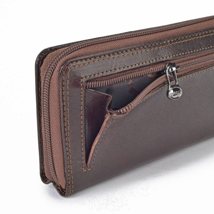 Kožená peněženka Cosset – 4401 Komodo H