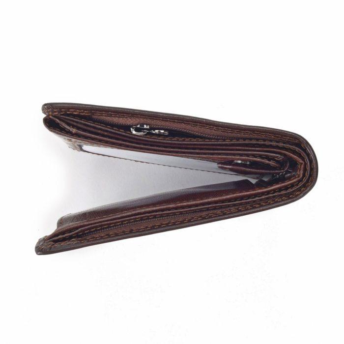 Kožená peněženka Cosset – 4465 Komodo H