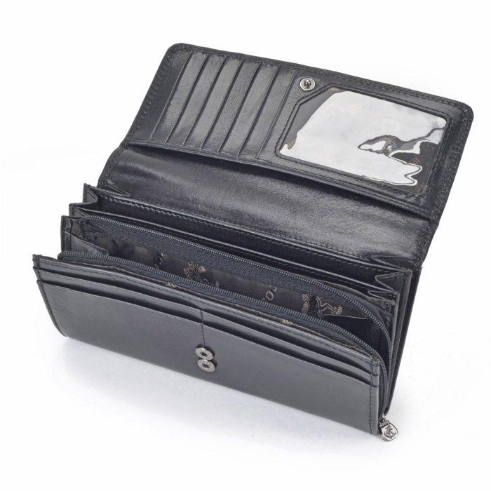 Kožená peněženka Cosset – 4467 Komodo C