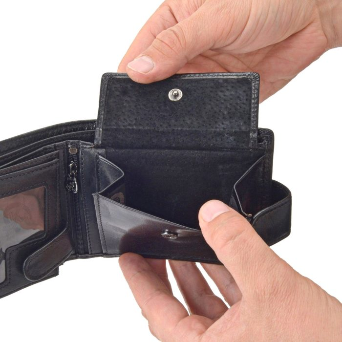 Kožená peněženka Cosset – 4487 Komodo C
