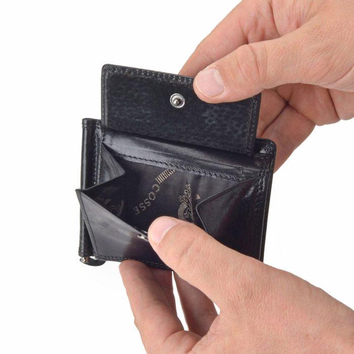Kožená peněženka Cosset – 4497 Komodo C