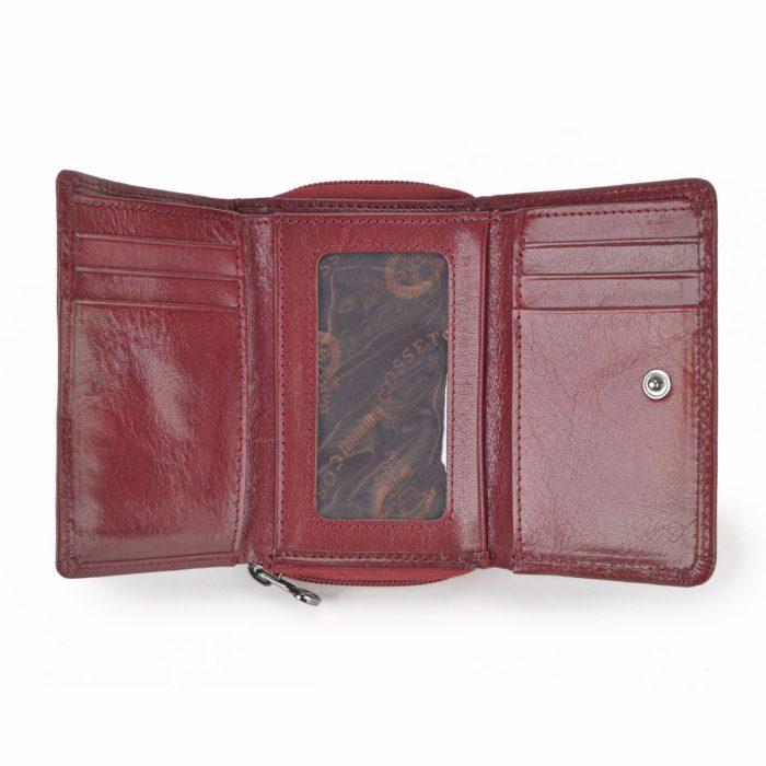 Kožená peněženka Cosset – 4511 Komodo B