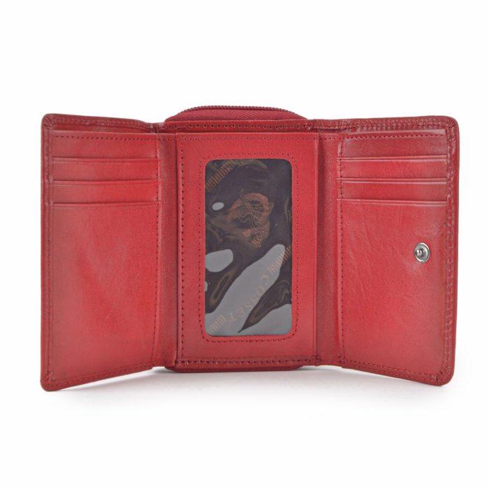 Kožená peněženka Cosset – 4511 KomodoCV