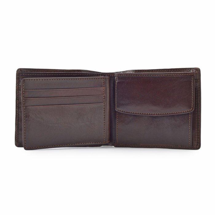 Kožená peněženka Cosset – 4502 Komodo H