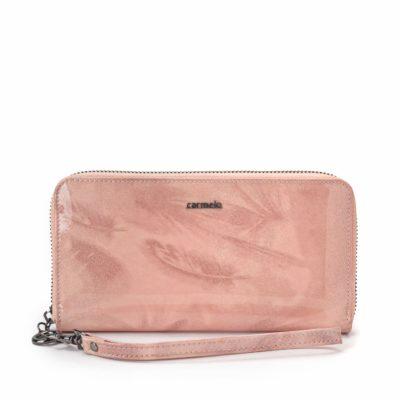 Kožená peněženka Carmelo – 2102 P R