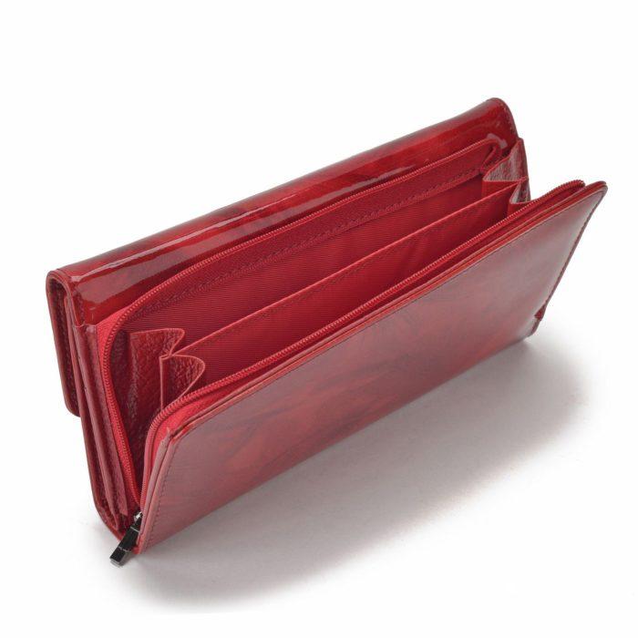 Kožená peněženka Carmelo – 2103 P CV