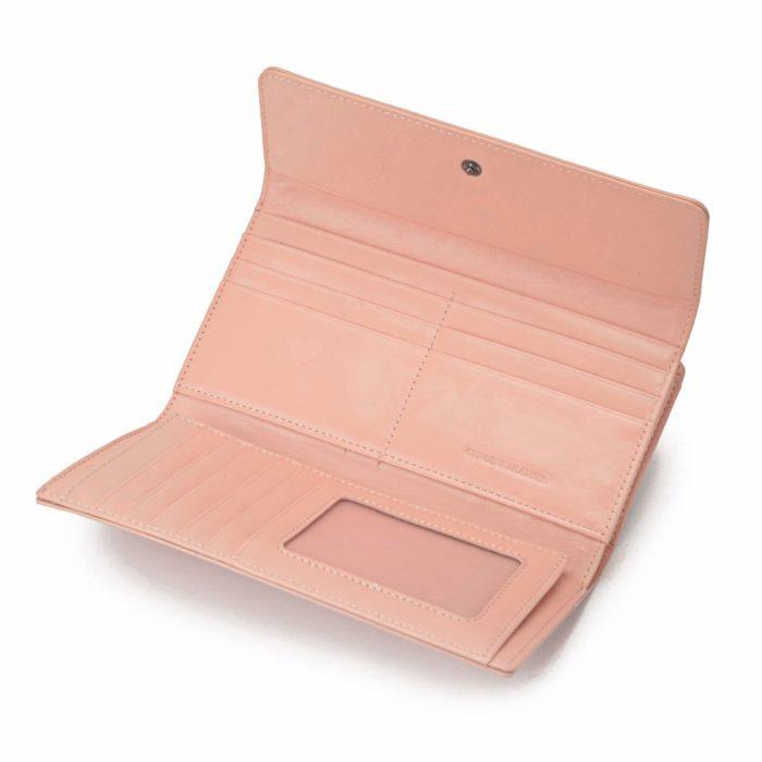 Kožená peněženka Carmelo – 2103 P R