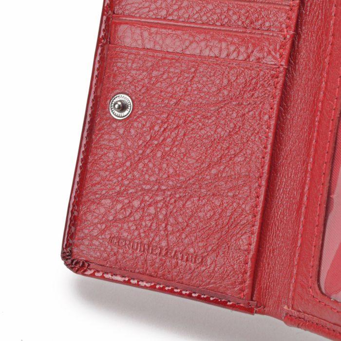Kožená peněženka Carmelo – 2106 P CV