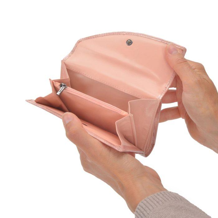 Kožená peněženka Carmelo – 2108 P R