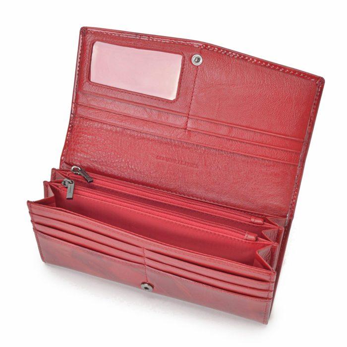 Kožená peněženka Carmelo – 2109 P CV