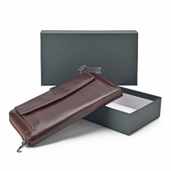 Kožená peněženka Cosset – 4491 Komodo H