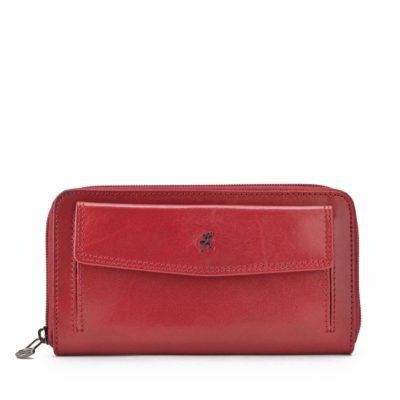 Kožená peněženka Cosset – 4491 KomodoCV
