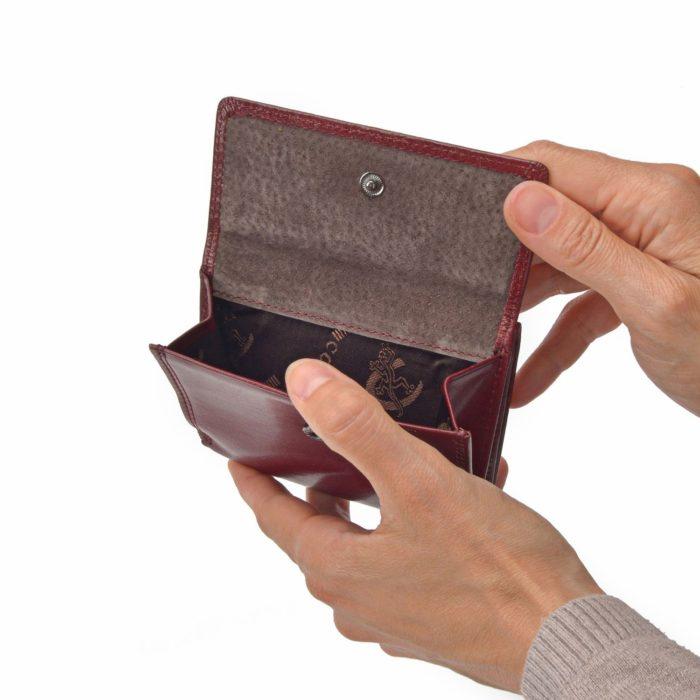 Kožená peněženka Cosset – 4508 Komodo B