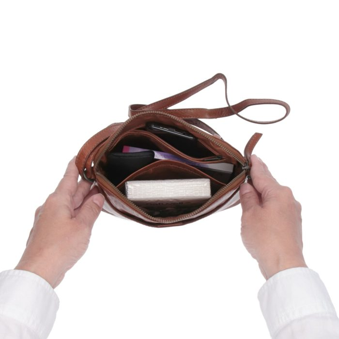 Kožená kabelka Noelia Bolger – NB 2053 H