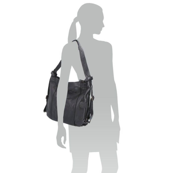 Kožená kabelka Noelia Bolger – NB 2061 C