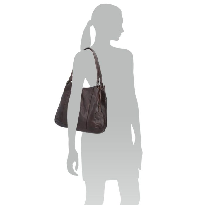 Kožená kabelka Noelia Bolger – NB 2063 H