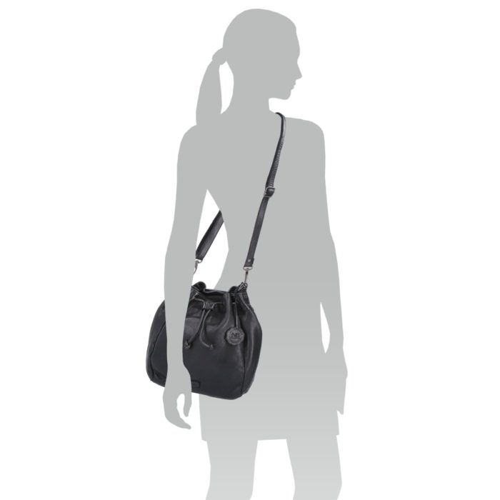 Kožená kabelka Noelia Bolger – NB 2065 C