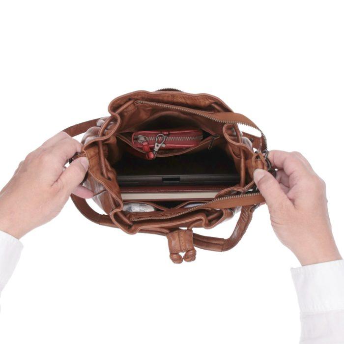 Kožená kabelka Noelia Bolger – NB 2065 H