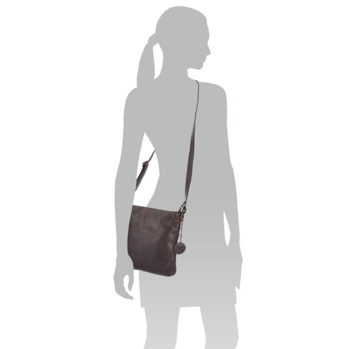 Kožená kabelka Noelia Bolger – NB 2066 H