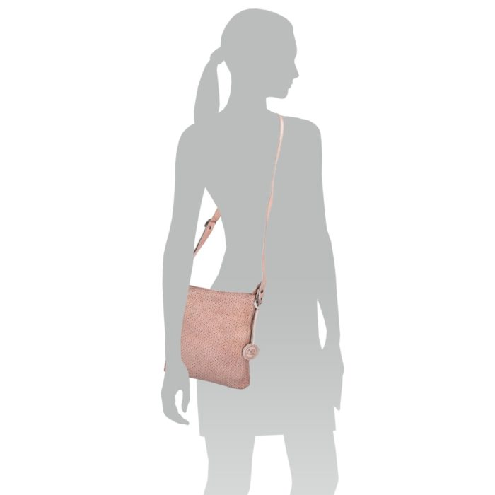 Kožená kabelka Noelia Bolger – NB 2066 R